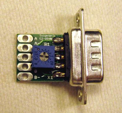 Gecko G540 EZ-G540 option