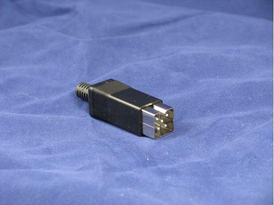 5-pin sq DIN