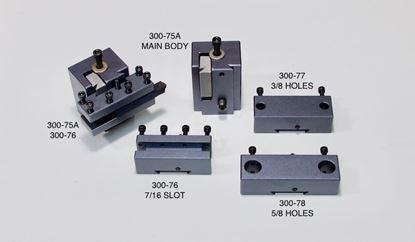 Taig CNC Lathe toolholders