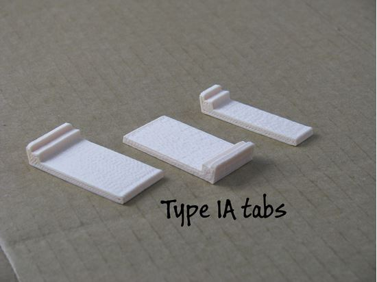 Type 1A Tabs